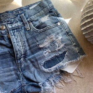 Vintage Hi-rise Festival shorts from AmericanEagle